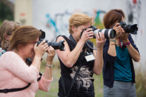 Workshop Basis Fotografie bij de Fotografie Academie