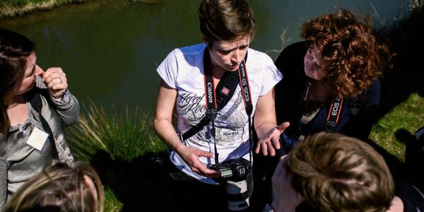 Workshop Moment Design bij de Fotografie Academie